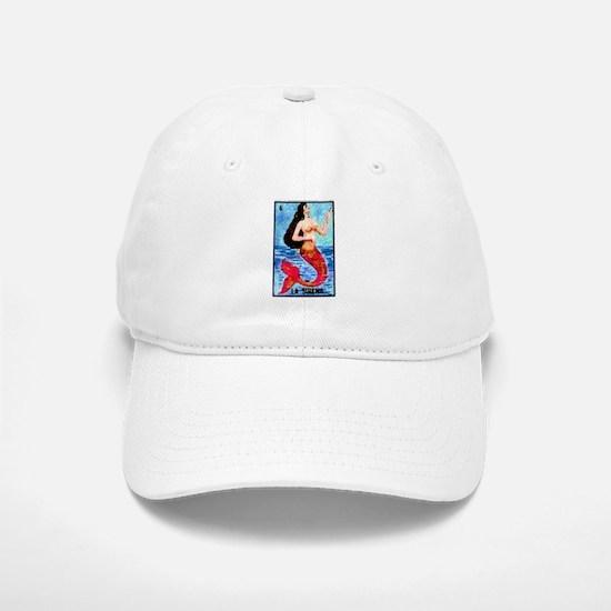 La Sirena Baseball Baseball Cap