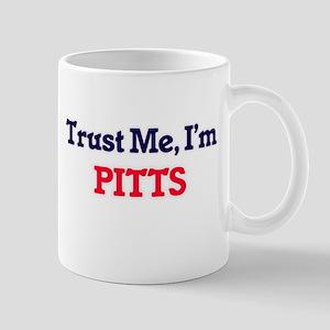 Trust Me, I'm Pitts Mugs