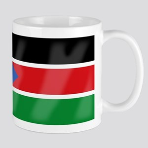 South Sudan Flag Mugs