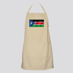 South Sudan Flag Apron