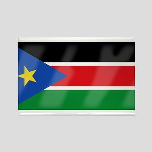 South Sudan Flag Magnets