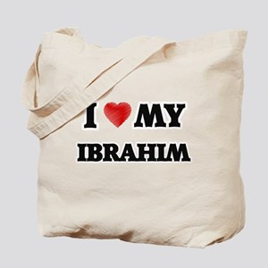 I love my Ibrahim Tote Bag