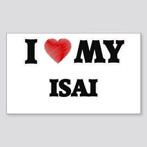 I love my Isai Sticker