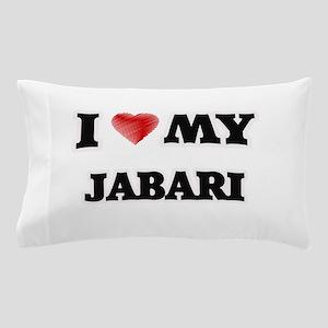 I love my Jabari Pillow Case