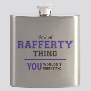 It's RAFFERTY thing, you wouldn't understand Flask
