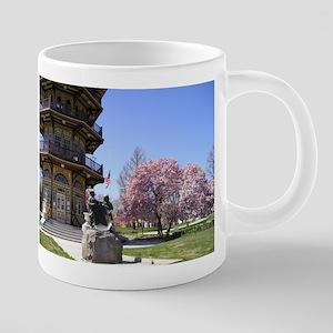 Pagoda Mugs
