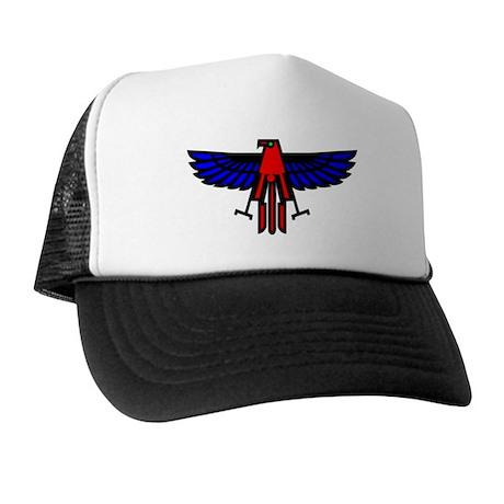 Indian Eagle Totem Trucker Hat