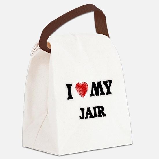 I love my Jair Canvas Lunch Bag