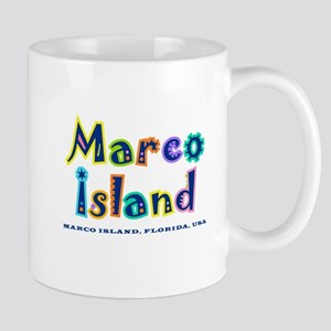 Tropical Marco Island -  Mug