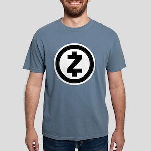 HD Zcash Official Logo Z Cash Coin T-Shirt