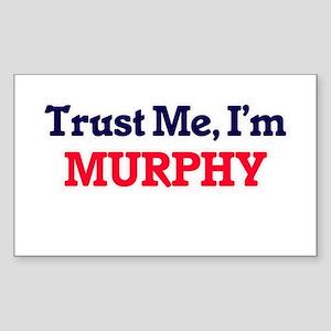 Trust Me, I'm Murphy Sticker