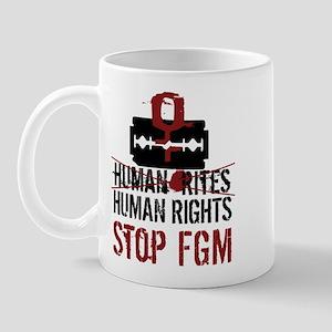 Stop FGM Mug
