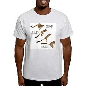 Jumping bush babies T-Shirt
