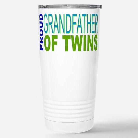 Proud Grandfather Mugs
