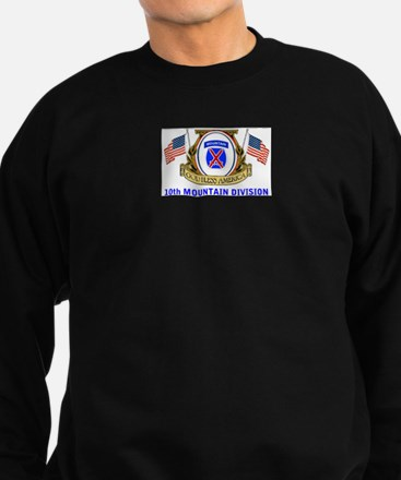 10th MOUNTAIN DIVISION Sweatshirt