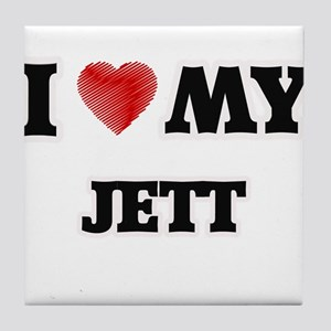 I love my Jett Tile Coaster