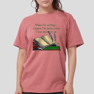When I write T-Shirt