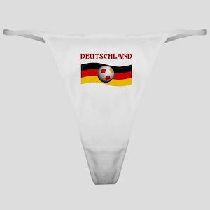 TEAM DEUTSCHLAND WORLD CUP Classic Thong