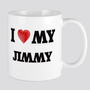 I love my Jimmy Mugs