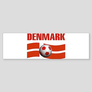 TEAM DENMARK WORLD CUP Bumper Sticker