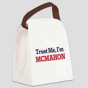 Trust Me, I'm Mcmahon Canvas Lunch Bag