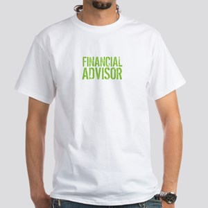 Badass Financial Advisor T-Shirt