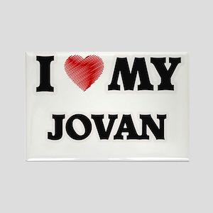 I love my Jovan Magnets