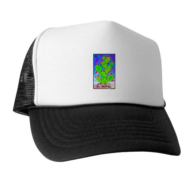 6f5570fb El Nopal Trucker Hat by maisonceleste