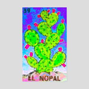El Nopal Rectangle Sticker
