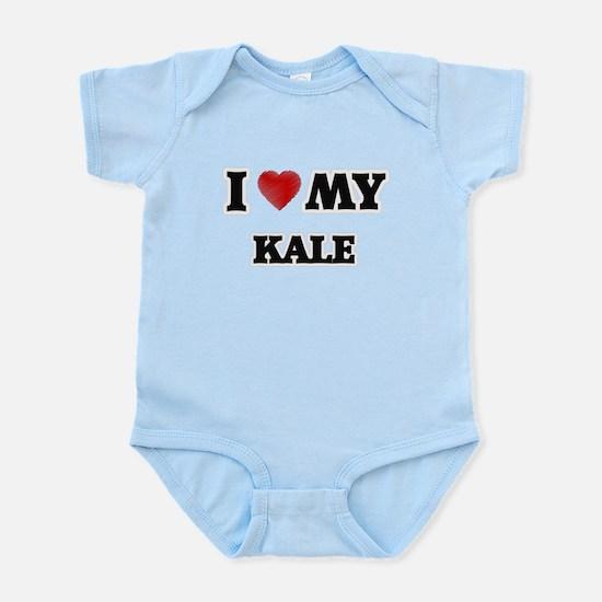 I love my Kale Body Suit