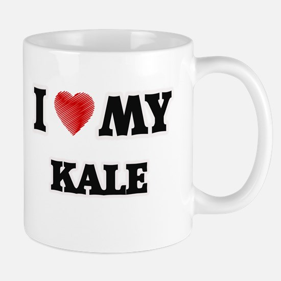 I love my Kale Mugs