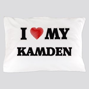 I love my Kamden Pillow Case