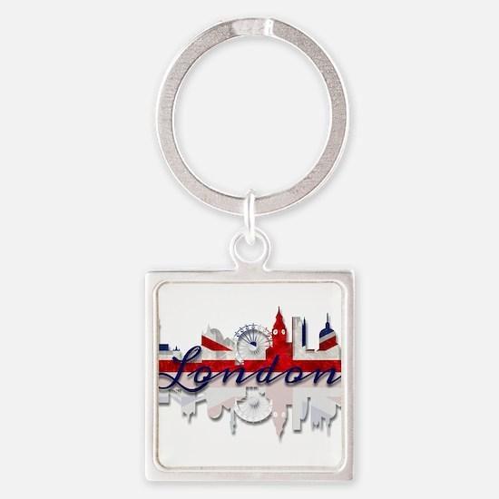 London Skyline Keychains