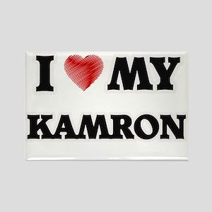 I love my Kamron Magnets