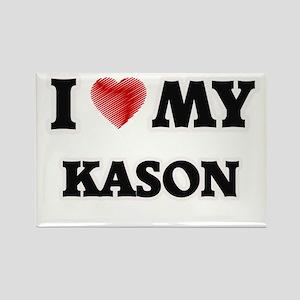 I love my Kason Magnets