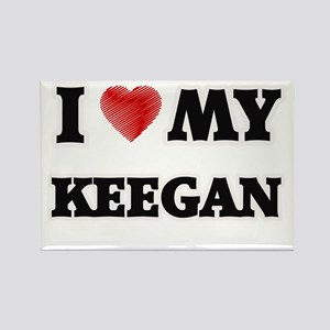 I love my Keegan Magnets