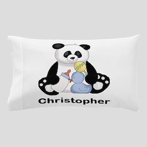 Christopher's Little Panda Pillow Case