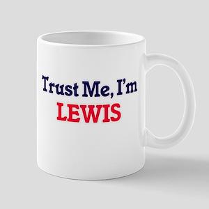Trust Me, I'm Lewis Mugs