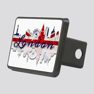 London Skyline Hitch Cover