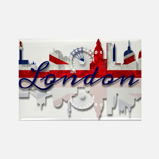 London Skyline Magnets