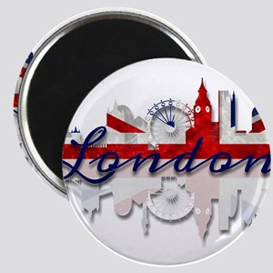 London Skyline Magnets