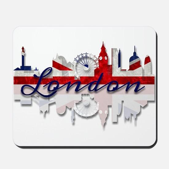 London Skyline Mousepad