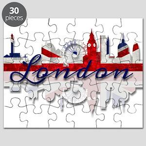 London Skyline Puzzle