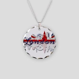 London Skyline Necklace