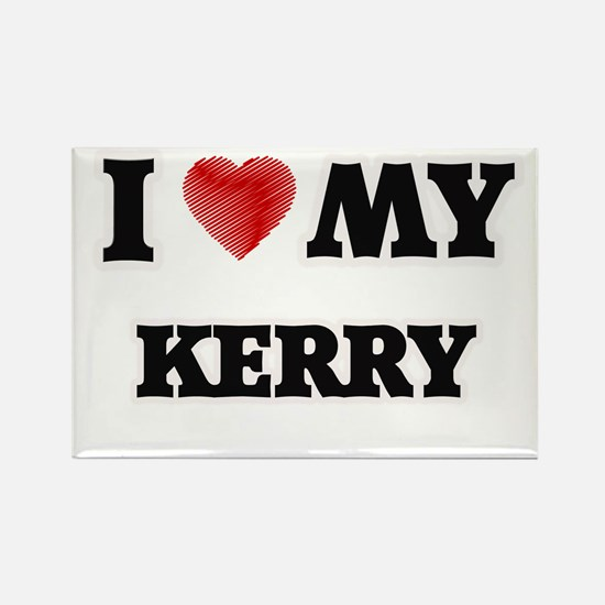 I love my Kerry Magnets