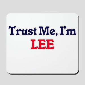Trust Me, I'm Lee Mousepad