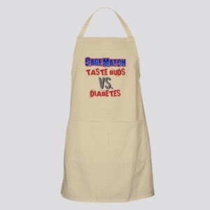 Funny Diabetes Cagematch Light Apron