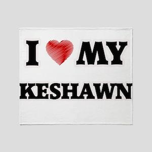 I love my Keshawn Throw Blanket