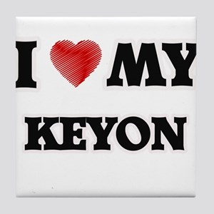 I love my Keyon Tile Coaster