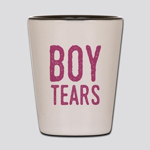 Boy Tears Shot Glass